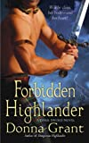 img - for Forbidden Highlander: A Dark Sword Novel book / textbook / text book