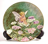 Heinrich Villeroy and Boch The Candytuft Fairy plate CP554