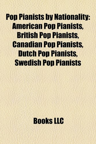 Canadian Pop Pianists - Professional Experience,Email,Phone numbers..