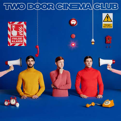 Vinilo : TWO DOOR CINEMA CLUB - False Alarm