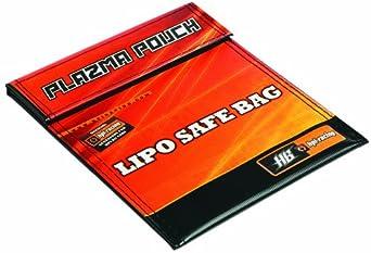 HPI Racing 101289 Plazma Pouch LiPo Safe Bag, 18x22cm