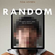 Random (       UNABRIDGED) by Tom Leveen Narrated by Tara Sands