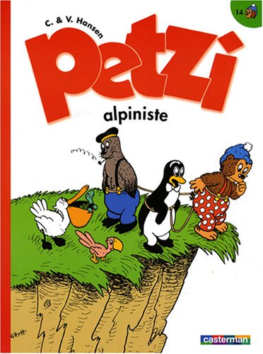 Petzi, Tome 14 (French Edition)