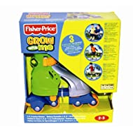 Fisher Price Grow-with-me 1,2,3 Inline Skates - Boys