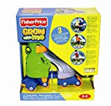 Mattel Fisher-Price Inline-Skates 1-2-3