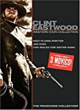 Clint Eastwood: Western Icon Collection (High Plains Drifter/ Joe Kidd/ Two Mules for Sister Sara) (Bilingual)
