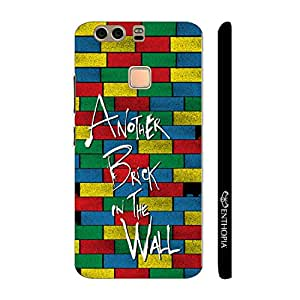 Enthopia Designer Hardshell Case Another Brick in the wall Back Cover for Huawei P9 Plus