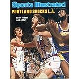Bill Walton Autographed Sports Illustrated Magazine- May 23, 1977