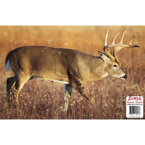 The Gallery For --> Whitetail Deer Vitals Target