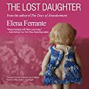 The Lost Daughter Audiobook by Elena Ferrante Narrated by Hillary Huber