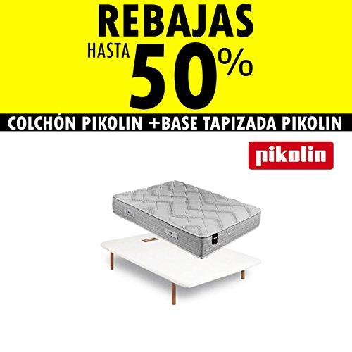 COLCHN-PIKOLIN-PILLOW-TOP-33CM-BASES-TAPIZADAS-PIKOLIN-DIVANLIN-6-PATAS-2-CON-RUEDAS-ENVO-Y-MONTAJE-GRATUITO-DISPONIBLE-EN-TODAS-LAS-MEDIDAS-200x180