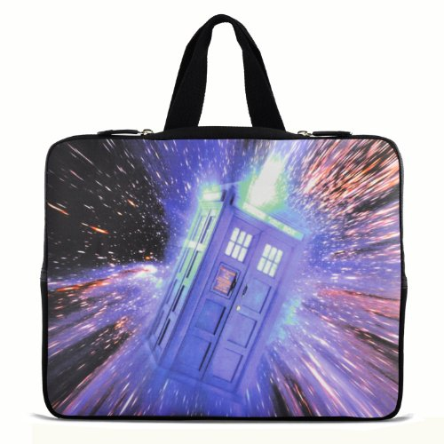Doctor Who Notebook Laptop Case