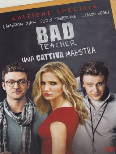 Bad teacher - Una cattiva maestra (edizione speciale) [IT Import]