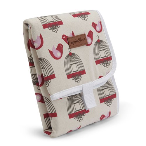 Apple & Bee Apple & Bee Baby Changing Mat Finches