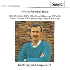 Bach: Italian Concerto, French Ouverture Etc