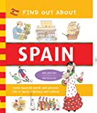 img - for Find Out About Spain: Learn Spanish Words and Phrases and About Life in Spain book / textbook / text book
