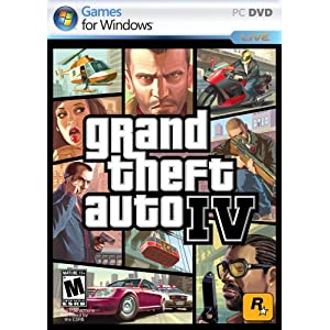 Games Grand Theft Auto IV