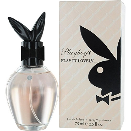 Playboy Acqua di Profumo, Play It Lovely Edt Vapo, 75 ml