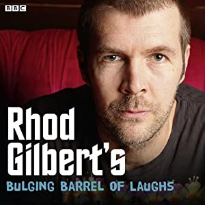 Rhod Gilbert's Bulging Barrel of Laughs: Complete Series 1 Radio/TV Program