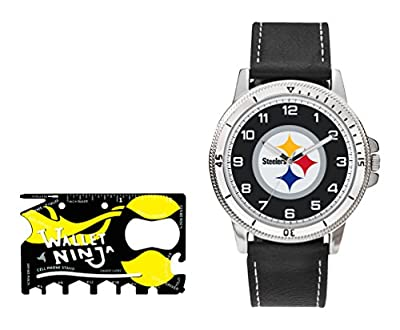 NFL Watch and Wallet Ninja