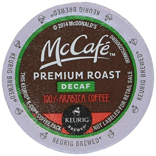 McCafé Decaf Premium Roast Medium K-cup Packs, 6.2 Oz - 18 Count (Pack of 2) (Keurig Mccafe Decaf compare prices)