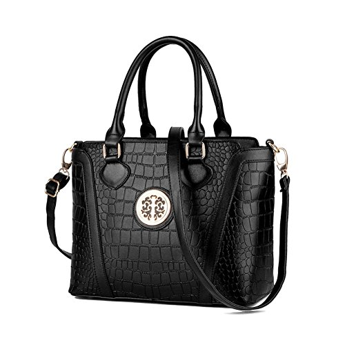 Walcy Fashion PU Leather Women's Handbag,Square Cross-Section Roman Package HB880060C6 (Excel Vaporizers compare prices)