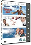 Musical Classics 3-Disc Set: Calamity Jane, Seven Brides For Seven Brothers and My Fair Lady [DVD]