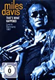 Miles Davis - That's What Happened: Live In Germany 1987 [DVD]
