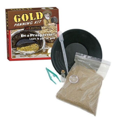 GeoCentral Gold Panning Kit (Gold Pan Kit compare prices)