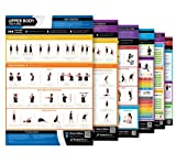 Conditioning Set (Set of 7) A3 Laminated Wall Charts - with on-line video training support (smart phone only)