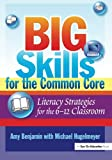 img - for Big Skills for the Common Core: Literacy Strategies for the 6-12 Classroom book / textbook / text book