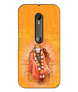instyler BACK COVER CASE FOR MOTOROLA MOTO G(3rd GENERATION)