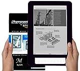 Amazon Kindle DX 9.7 inch E-Book Reader (BLACK) Silicone Skin...