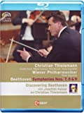 Beethoven: Symphonies Nos. 7,8 & 9 [Blu-ray]
