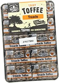Walkers Treacle Toffee, 3.5-Ounce Pac…