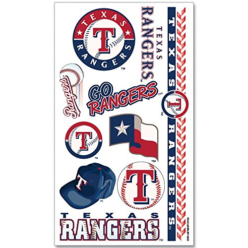 MLB Texas Rangers 14799031 Tattoos