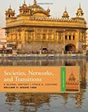 img - for Societies, Networks, and Transitions, Volume 2: Since 1450 book / textbook / text book