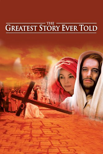 Amazon.com: The Greatest Story Ever Told: Max von Sydow ...
