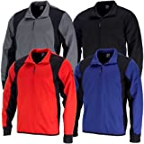 Ian Poulter IJP Design Mens F-1 Zip Neck Windbreaker Top Golf Pullover