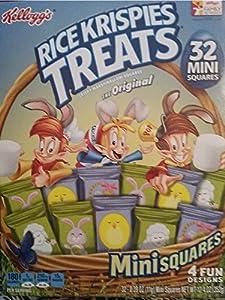 Kellogg's Rice Krispies Treats Easter Mini Squares