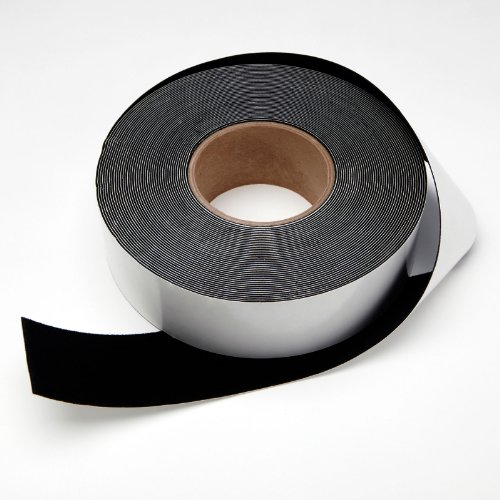 Carl's Black Felt Tape Photo