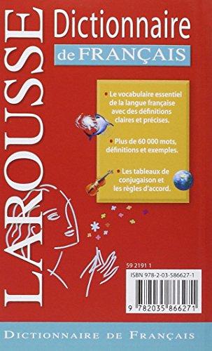 Larousse dictionnaire de francais premier prix collrctif exp vdirecte broche ebay - Dictionnaire de cuisine larousse ...