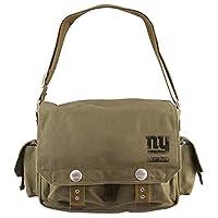 New York Giants NFL Prospect Deluxe Messenger Bag by ISFB2B