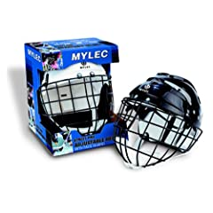 Buy Mylec Sr. Helmet with Wire Face Guard by Mylec
