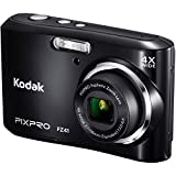 Kodak PIXPRO Friendly Zoom FZ41 16 MP Digital Camera with 4X Optical Zoom and 2.7