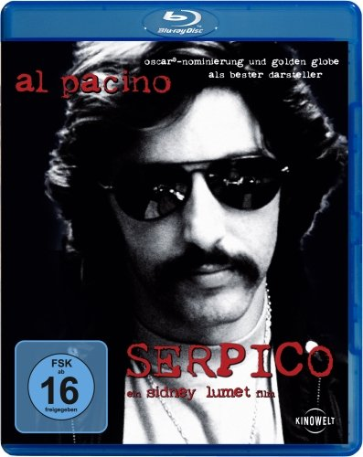 Serpico [Alemania] [Blu-ray]