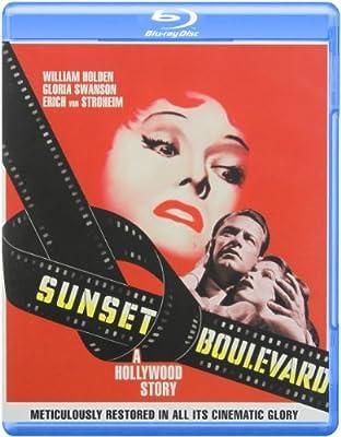 Sunset Boulevard (1950) (BD) [Blu-ray]