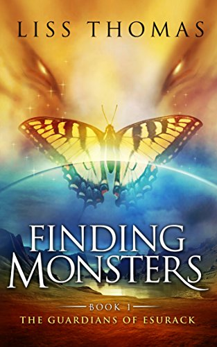Book: Finding Monsters (Guardians of Esurack) by Liss Thomas