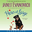 Hero at Large Audiobook by Janet Evanovich Narrated by C. J. Critt