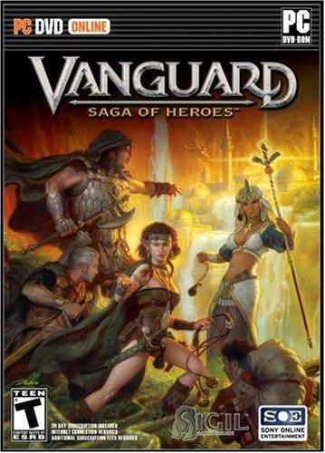 Vanguard Saga of Heroes - PC